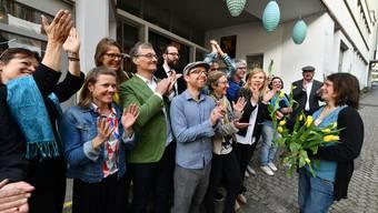 Landratswahlen 2019 – Die Grünen feiern