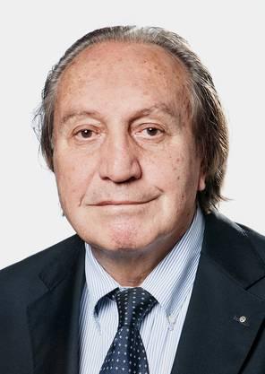 Der pensionierte Architekt ist nicht nur das älteste, sondern auch das politisch am weitesten rechts positionierte Grossratsmitglied.