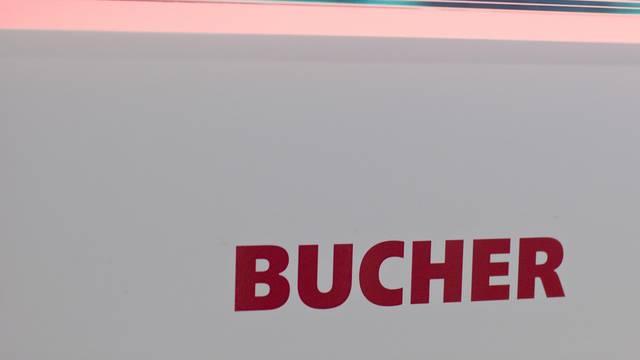 Guter Geschäftsgang: Bucher Industries (Archiv)