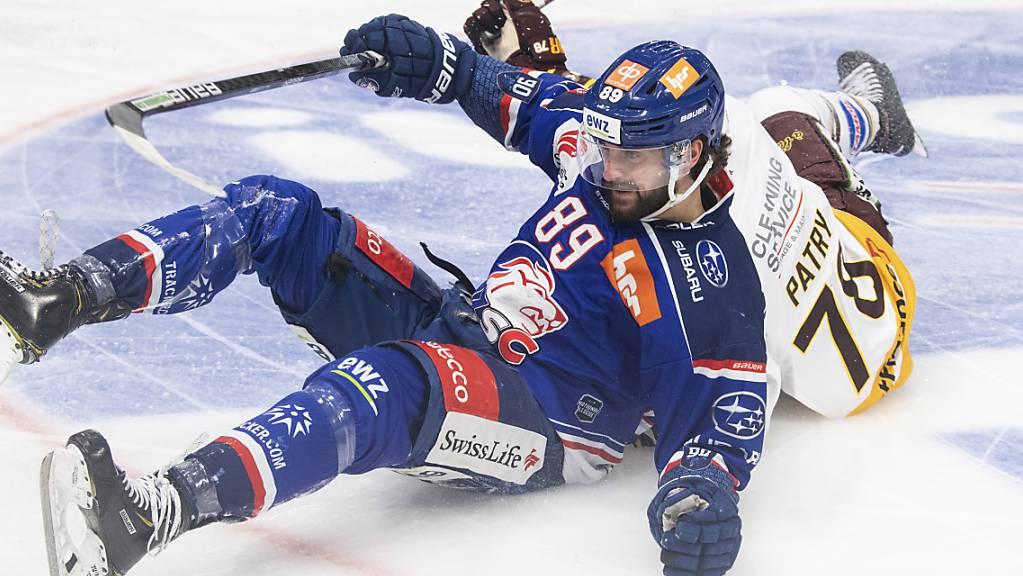 Die ZSC Lions kamen in den Playoff-Halbfinals zu Fall und blieben gegen Genève-Servette ohne Chance