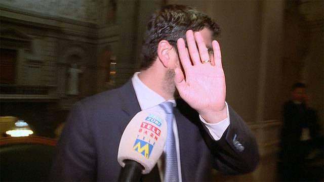 Sexuelle Belästigung im Bundeshaus