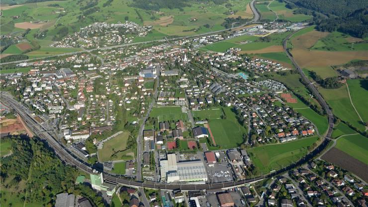 Drei Herausforderungen sind im Anflug auf das Fricktal: Mittelschule, Berufsschule und Spitallandschaft.