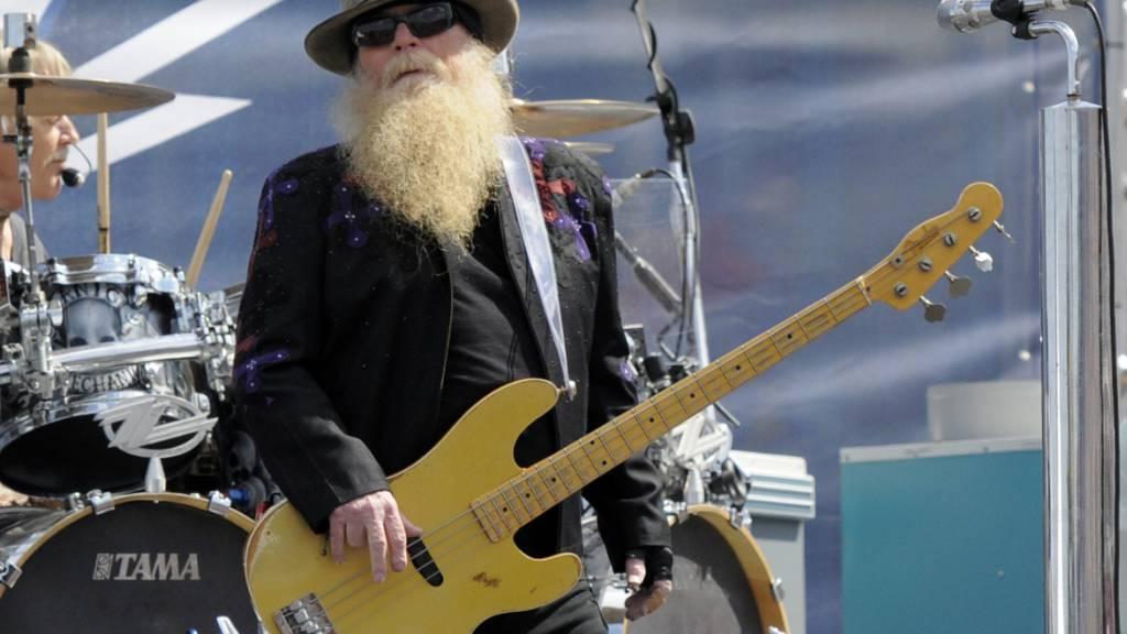 Altmeister des Bluesrock: ZZ Top-Bassist Dusty Hill gestorben