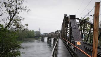 Eisenbahnbrücke Koblenz-Felsenau