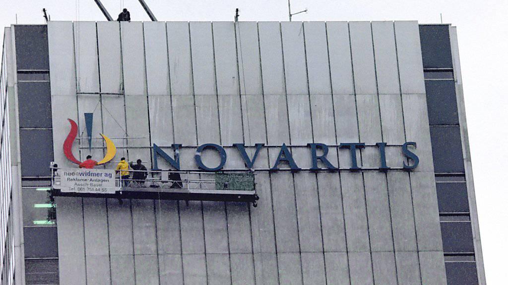 Der Pharmakonzern Novartis schliesst seine Filiale in Schlieren ZH.