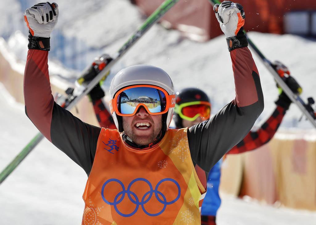 Bischofberger wird Olympia-Zweiter (© Keystone)