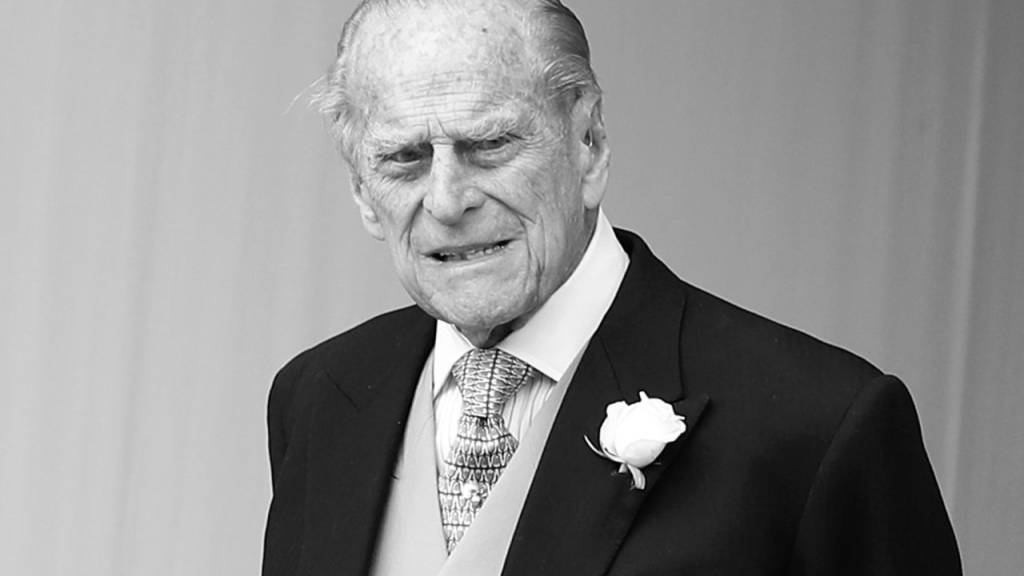 Queen Elizabeths Ehemann Prinz Philip ist mit 99 Jahren gestorben