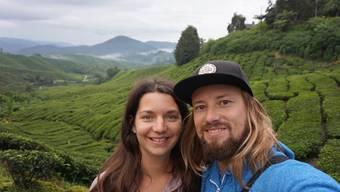Fabienne Schmid und Simon Nützi müssen Weltreise abbrechen