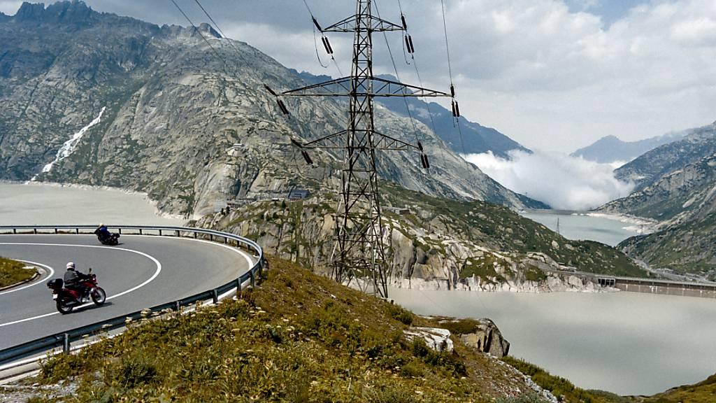 Leistungen der Wasserkraftwerke sind gestiegen