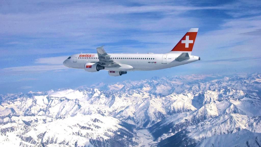 Schweiz: Ein Land der Vielflieger
