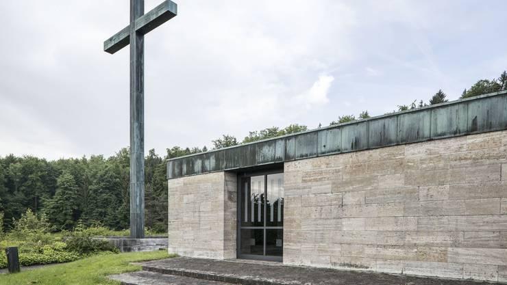 Das Krematorium wurde 1967 erbaut.