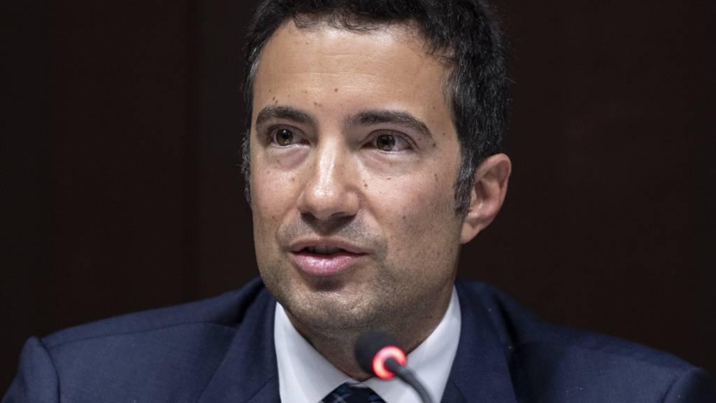 Für den Ausserrhoder FDP-Ständerat Andrea Caroni und Vertreter aller anderen Parteien ausser der SVP ist die Begrenzungsinitiative gefährlich, weil sie den Schweizer Wohlstand gefährde. (Archivbild)