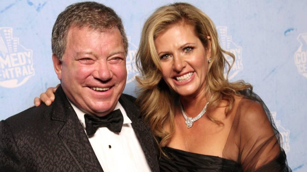 Eine Aufnahme aus glücklichen Zeiten: US-Schauspieler William Shatner mit Noch-Ehefrau Elizabeth im Jahr 2007 in Los Angeles.