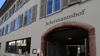 Die Rhyschänzli-Gruppe eröffnet gleich zwei Pop-up-Restaurants im Ackermannshof