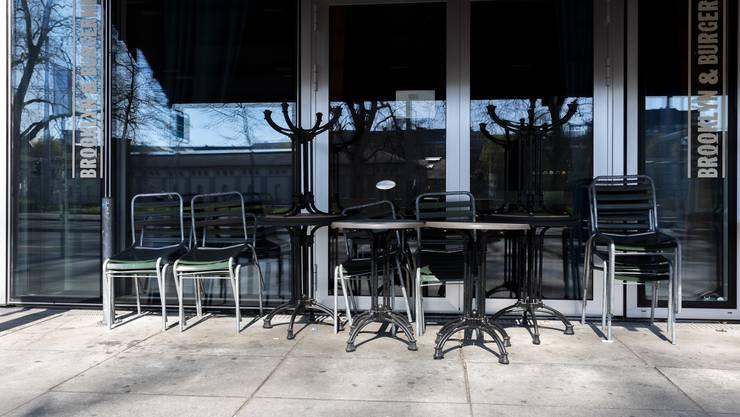 Wann Restaurants wieder öffnen dürfen, ist unklar.