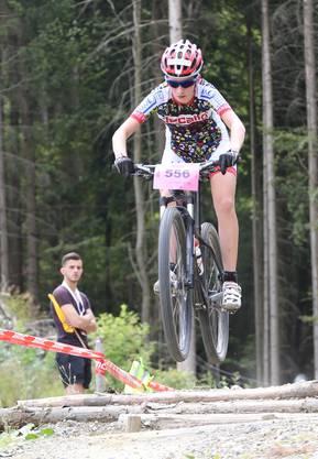 Fiona Eichenberger: Ein weiter Sprung und ein grosser Sprung nach vorne