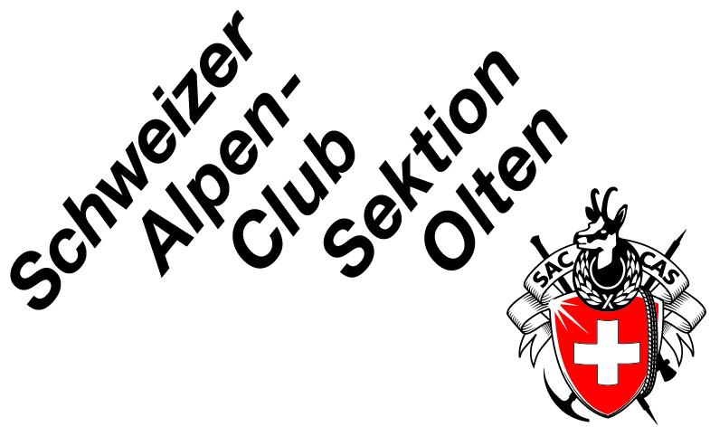 SAC Schweizer Alpen-Club Sektion Olten