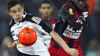 Mario Mutsch (links) spielt ab Sommer für Sion