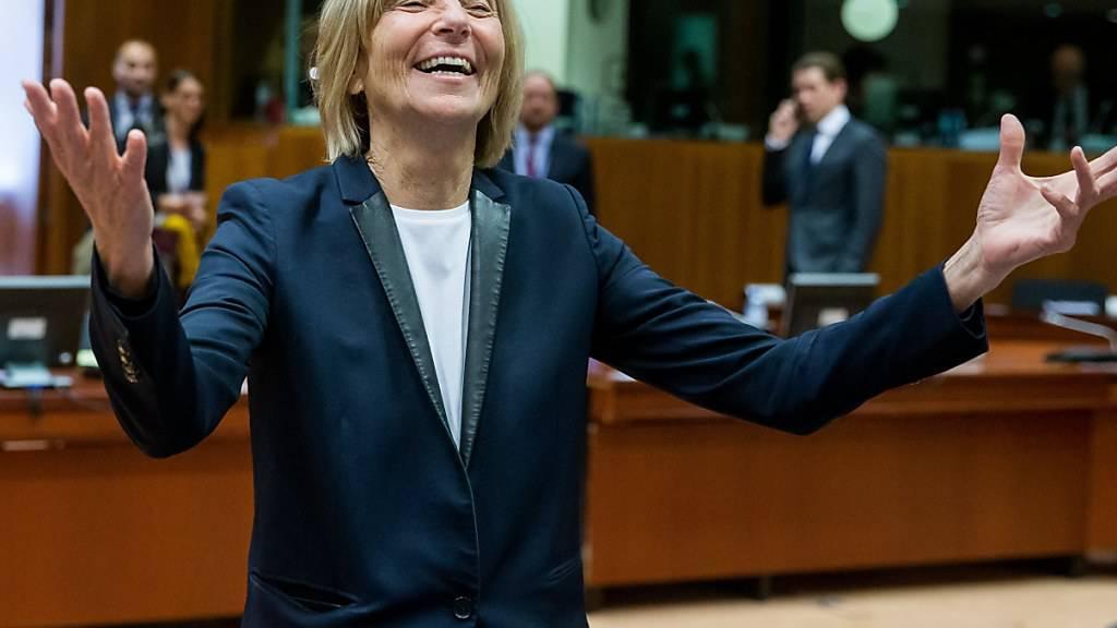Französische Ex-Ministerin der Veruntreuung beschuldigt