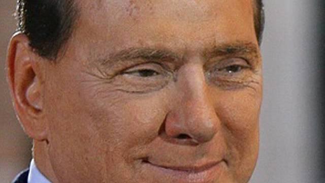 Silvio Berlusconis Privatleben steht im Rampenlicht (Archiv)