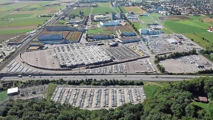 Im Birrfeld will Amag 60 Mio. Franken investieren.
