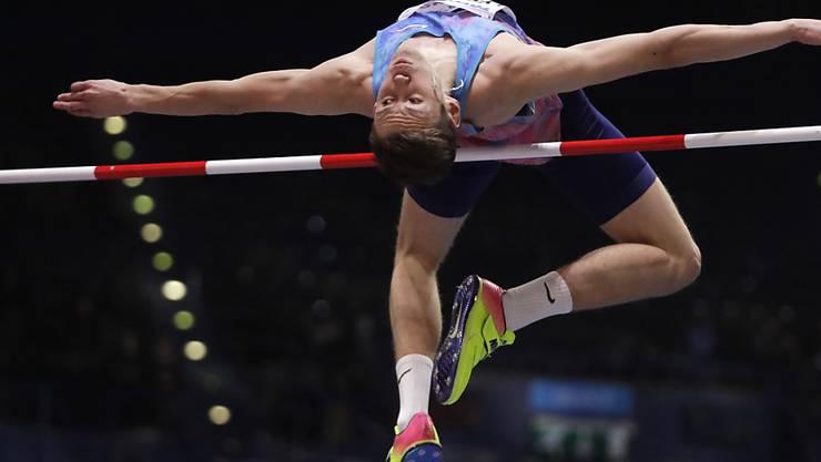 Der Fall von Danil Lysenko (im Bild) brachte ein weiteres Fass im Zusammenhang mit Russlands Doping-Manipulationen zum Überlaufen