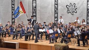 Die Musikgesellschaft Frohsinn Neuendorf spielte zum letzten Mal unter der Leitung von Urs Heri.