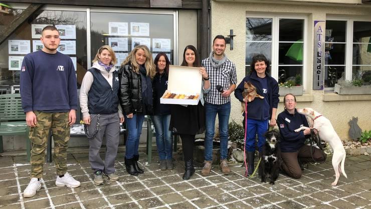 An den kantonalen Tierschutzverein: Danke, dass ihr euch um jedes wehrlose Tier kümmert, egal ob gross oder klein.
