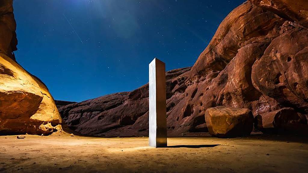 Ist das Monolithen-Rätsel gelöst?