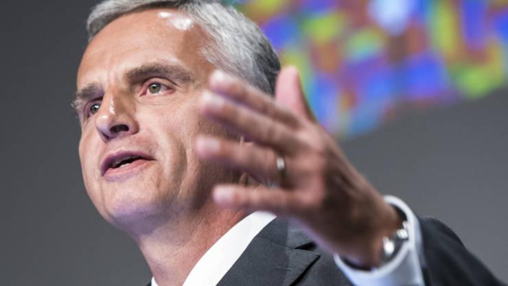 Aussenminister Didier Burkhalter. (Archiv)