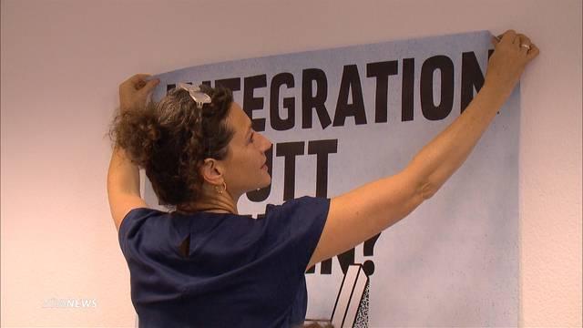 Asylvorlage statt Integrationsstopp