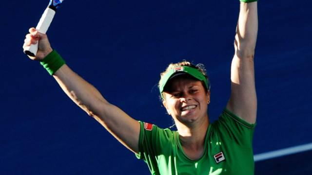 Kim Clijsters gewinnt vierten Majortitel