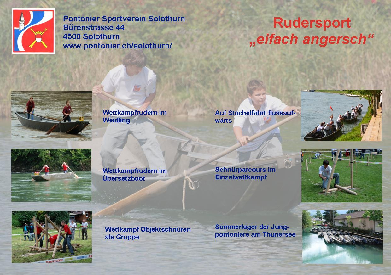 Pontonier Sportverein Solothurn