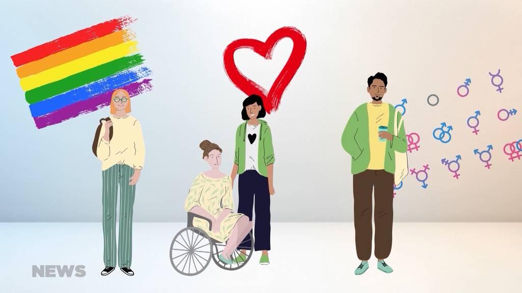 """Alle sollen die gleichen Rechte haben: Am Samstag wird der """"Swiss Diversity Award"""" vergeben"""