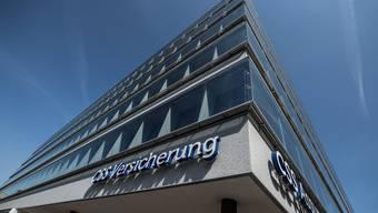 Der Hauptsitz der CSS Versicherung in Luzern.