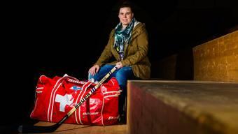 Sandra Thalmann träumt vom Ausland: Sie will wenigstens für ein paar Jahre von ihrem Sport leben können. Fabio Baranzini
