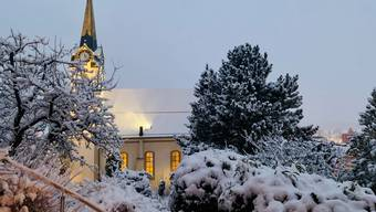 Winterzauber Buechberg, Fislisbach