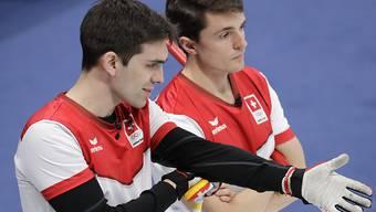 Skip Peter De Cruz (links) und Benoît Schwarz müssen sich etwas einfallen lassen