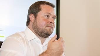 FCA-Präsident Philipp Bonorand.