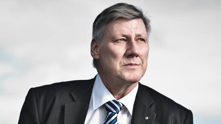 Adrian Leimgrübler, Bezirksratspräsident aus Schlieren: «Im Kanton werden wir als eine Boomregion wahrgenommen.»