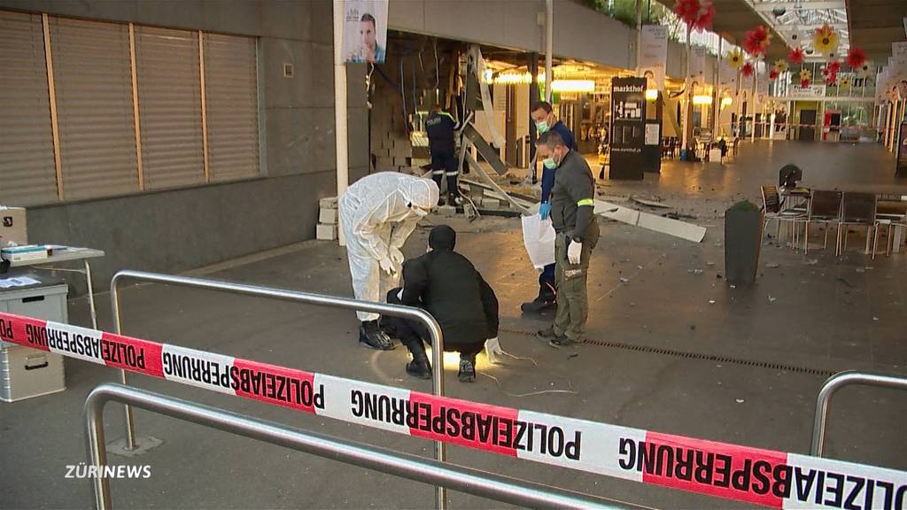 Sicherheitslücke bei Bankomaten: Sprengungsserie geht weiter