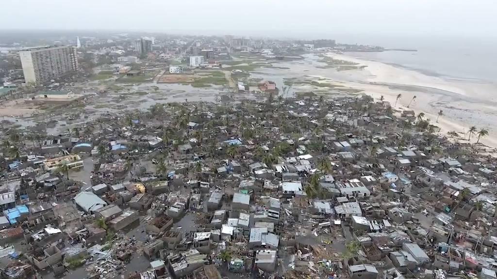 """Das sind die verheerenden Auswirkungen des Zyklons """"Idai"""""""