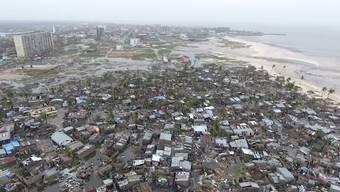 Das sind die verheerenden Auswirkungen des Zyklons «Idai»