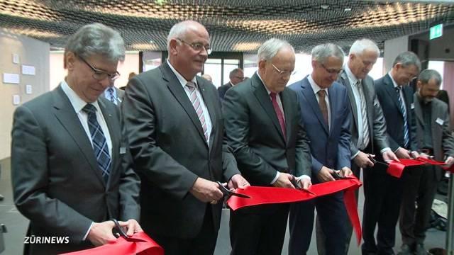 Forschungsgebäude «Nest» eröffnet