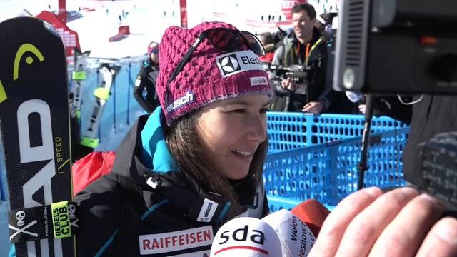 Schweizer beim Team-Event nur auf dem vierten Platz– das sagen die Fahrer Aerni, Holdener und Rast