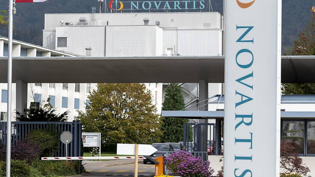 Novartis einigt sich mit Biontech auf Impfstoffproduktion