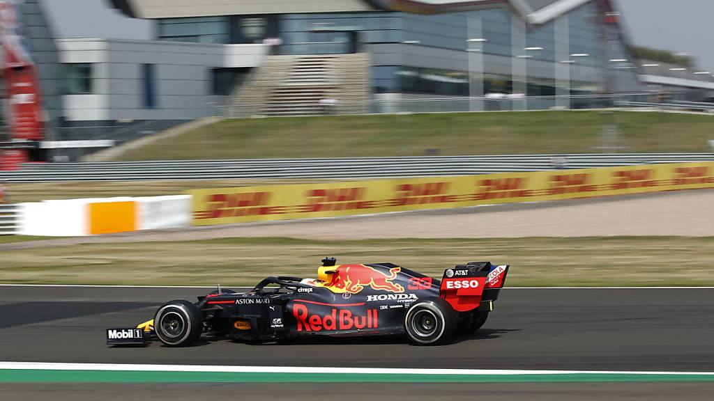 Sprint-Premiere in der Formel 1