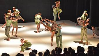 Das Ballet Junior de Genève besorgte die Ouvertüre zu den 24. Oltner Tanztagen.