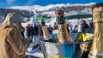 Die Superreichen in der Schweiz besitzen rund 40 Prozent des gesamten Vermögens.