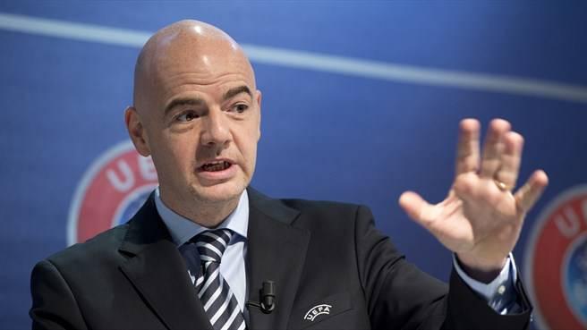Die besten Tweets zum neuen FIFA-Präsidenten